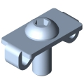 0.0.026.07 Standard-Fastening Set 8, bright zinc-plated