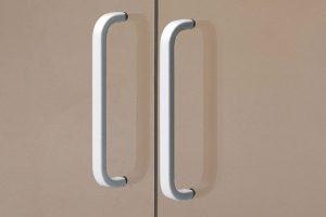 Aluminium Handles for Lightweight Doors