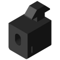 0.0.026.72 Multiblock 8 PA, black