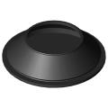 0.0.265.61 Rubber Insert D80, black