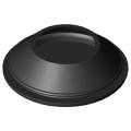0.0.265.70 Rubber Insert D40, black