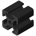 0.0.370.15 Profile 5 20x20, black