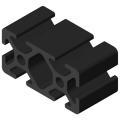 0.0.370.16 Profile 5 40x20, black