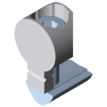 0.0.370.27 Universal-Fastening Set 5, bright zinc-plated
