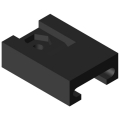 0.0.400.07 Timing-Belt Tensioner, Tensioning Block 5 R10