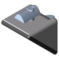 0.0.411.15 Angle Bracket Set 8 40x40