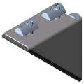 0.0.411.32 Angle Bracket Set 8 80x80