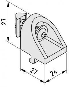 0.0.441.98 Angle Clamp Bracket 8