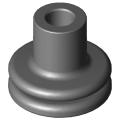 0.0.457.60 T-Slot Roller 8 L