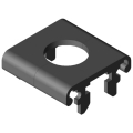 0.0.479.76 Cable Entry Protector Lid 40, black