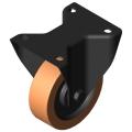 0.0.488.40 Castor D125 fixed, heavy-duty