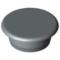 0.0.492.56 Cap 8 D15, grey similar to RAL 7042