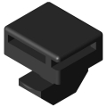 0.0.494.52 Universal Holder 8, black
