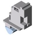 0.0.494.76 Hinge 8 for Corner-Fastener 8 32x18