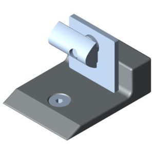 0.0.600.73 Magnetic Door Stop 8, grey