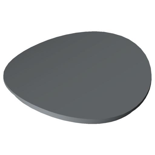 0.0.624.11 Cap D30 R, grey