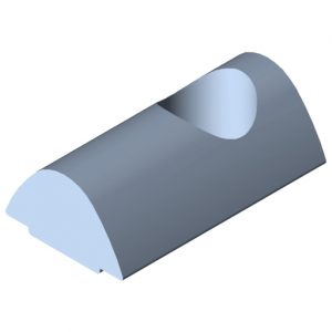 0.0.625.02 T-slot Nut 10 St M10, bright zinc-plated