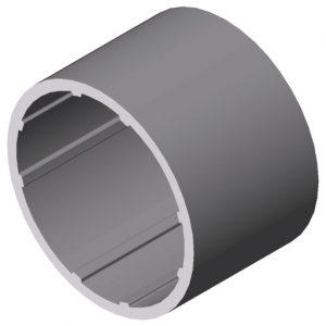 0.0.628.56 Tube D30, natural