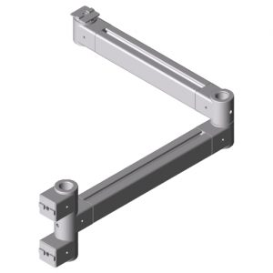 0.0.631.19 Double Pivot Arm 8 695