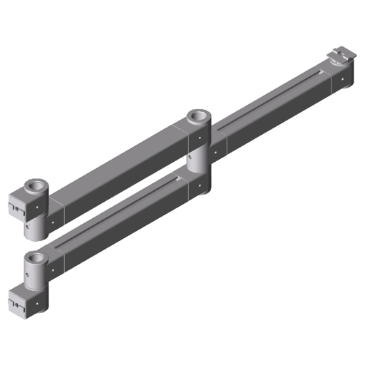 0.0.631.20 Double Pivot Arm 8 695 heavy-duty