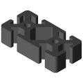 0.0.655.30 Profile KH 8 80x40, anthracite