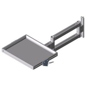 0.0.663.13 Tray Double Pivot Arm 8 80-695