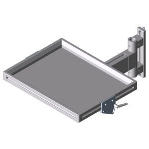 0.0.663.15 Tray Pivot Arm 8 80-370