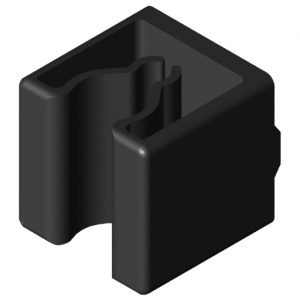 0.0.684.42 Pen Holder 8, black similar to RAL 9005