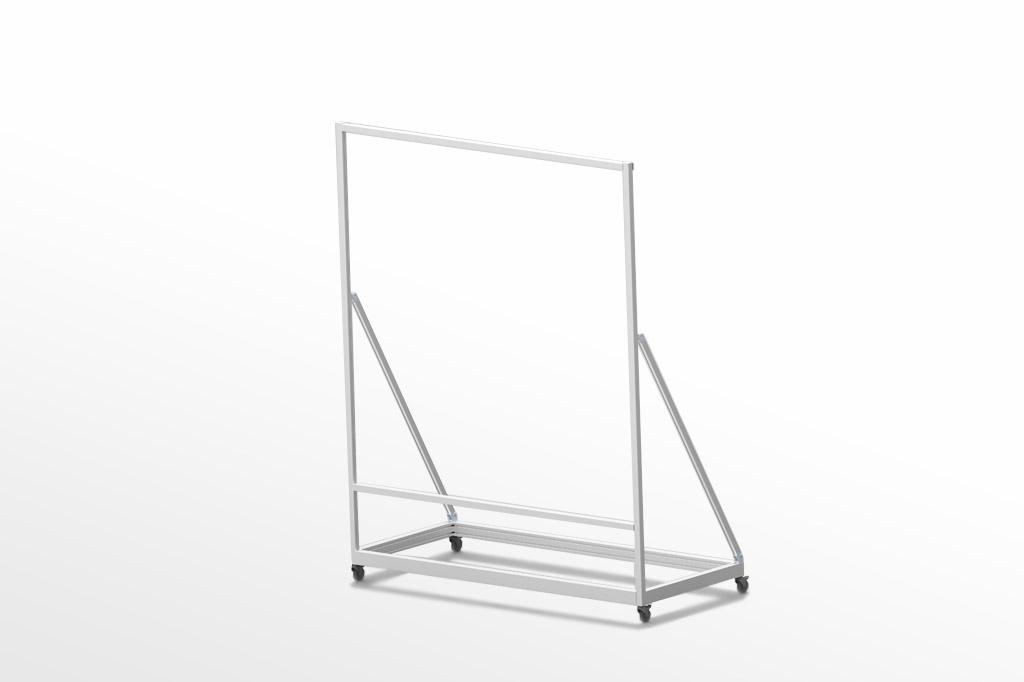 Aluminium Frame Example