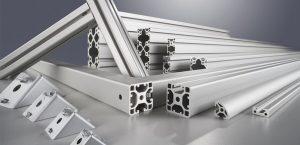 T-slot Aluminium Extrusions