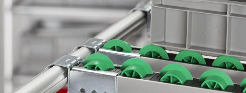 Green Conveyor Components