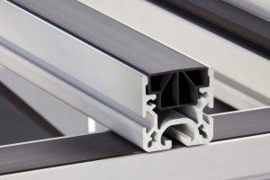 Conveyor Rail with Interchangable parts