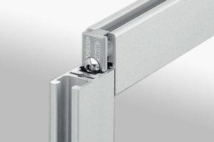 Clamp Profile Fasteners for Sliding Door item