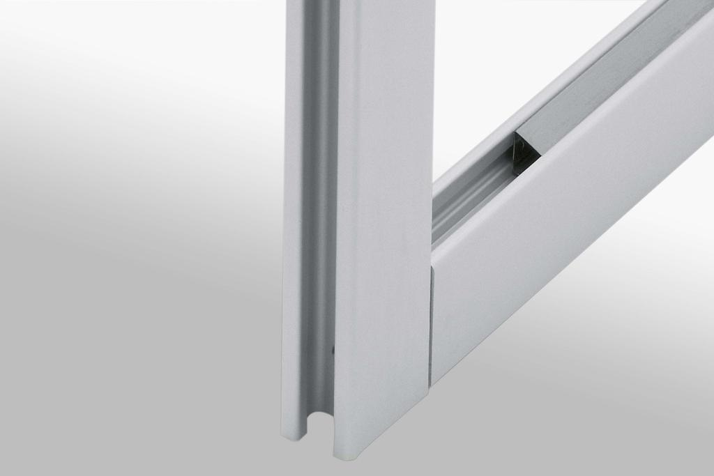 Clamp Profile for Sliding Doors