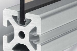 Cover Profile as Panel Fastener item