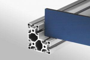 Angled T-slot Aluminium