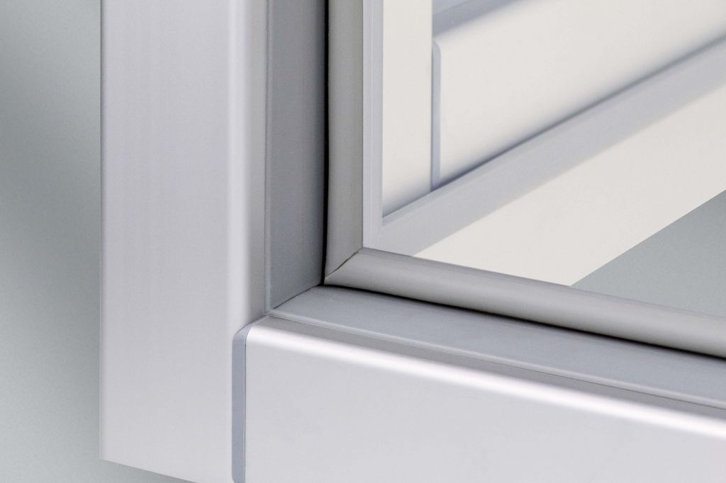 Grey Seal for Doors of Aluminium Profile