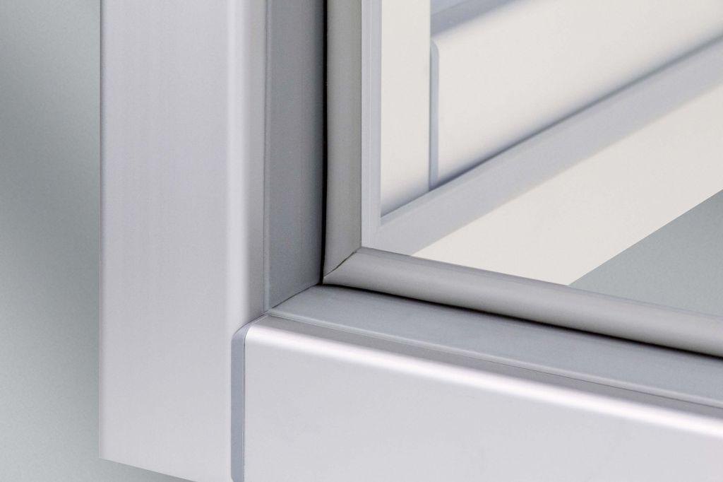 Grey Seal for Doors of Aluminium Profile