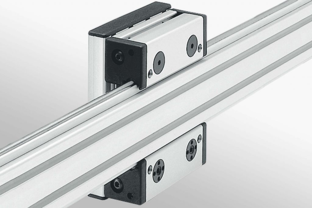 Aluminium T Slot And Fasteners Modular Components