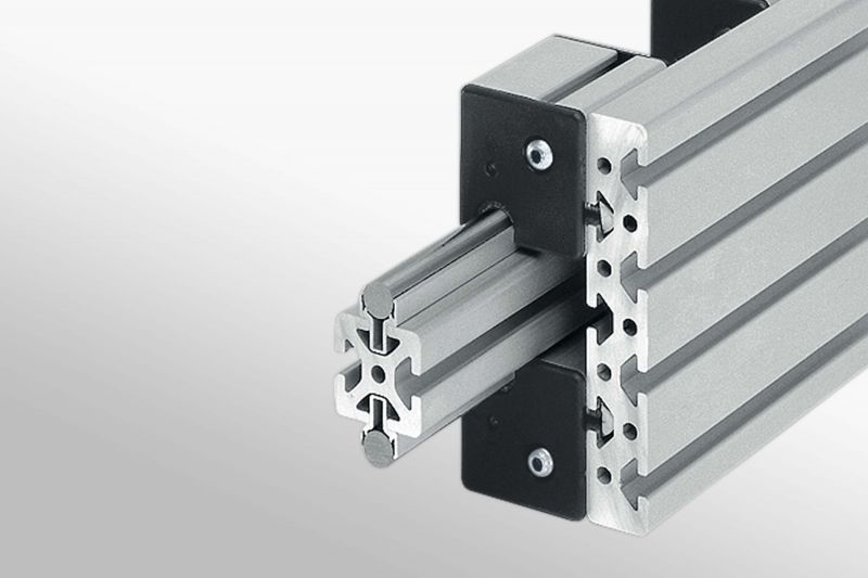 Linear Slide Attachment Plate