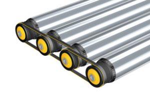 Interroll PolyVee Roller Conveyors