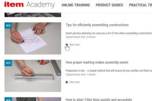 Item Academy Practical Tips and in-depth training