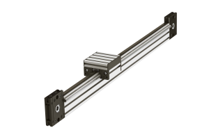 Linear Slides with aluminium groove profile