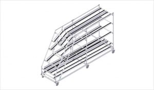 Parts Picking Trolley