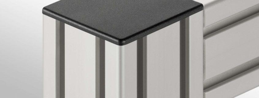 Profile 10 100x100 T-slot aluminium