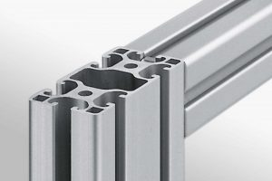 8mm groove t-slot aluminium profiles