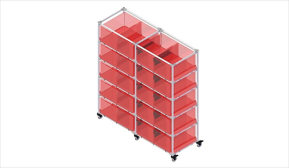 Strong Factory Trolley