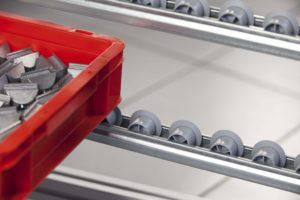 Roller Conveyor St for D30 round aluminium