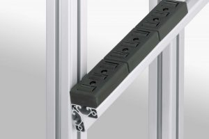 Roller Element on Angled Profiles