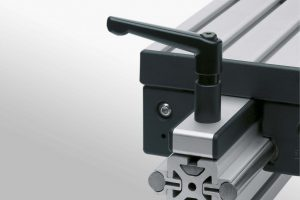Holding Linear Slides in Place